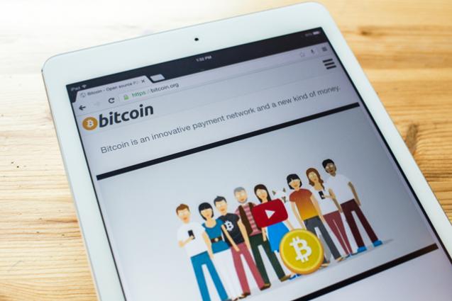 плащания с bitcoin